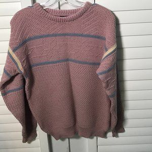 Dale of Norway pure new wool fair isle sweater, M